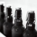 Swing-Top Beer Bottles