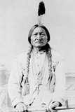 Sitting Bull  a Hunkpapa Lakota Tribal Chief