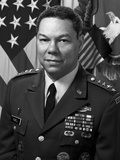 Portrait of General Colin Powell