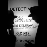 Watching the Detectives - 1955