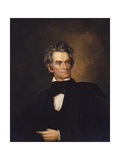 American History Print of US Vice President and Senator John C Calhoun
