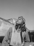 Benjamin Oliver Davis  Jr  Commander of the Tuskegee Airmen