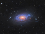 The Sunflower Galaxy  Messier 63