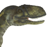 Abelisaurus Portrait