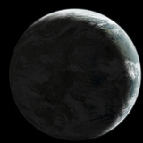 Artist's Concept of an Earth-Like Planet