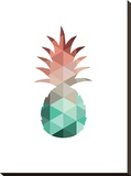 Mint Coral Pineapple