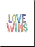 Love Wins Watercolor