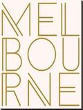 Melbourne Pink Gold