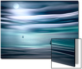 Sailing by Moonlight Acrylique par Ursula Abresch