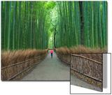Kyoto Japan 2 Acrylique par Art Wolfe