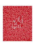 Wild at Heart - Red Palette