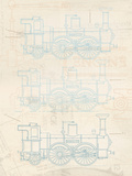 Steam Engine Blueprint