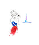 Girl About Paris