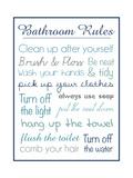 Bath Rules b 2