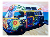 The Here Comes The Sun Surf Bus Or