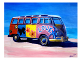 The Love Surf Bus