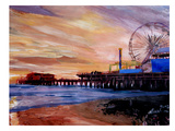Santa Monica Pier 2