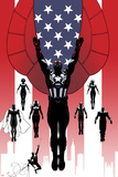 Captain America & the Mighty Avengers No 1 Cover  Featuring: Falcon Cap  Luke Cage and More