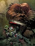 All-New Captain America: Fear Him No 2 Cover  Featuring: Falcon Cap  Captain America  Scarecrow