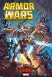 Marvel Secret Wars Cover  Featuring: Hawkeye  Black Widow  Iron Man  Captain America  Hercules