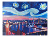 Starry Night In London