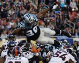 Jonathan Stewart - NFL Super Bowl 50  Feb 7  2016  Denver Broncos vs Carolina Panthers