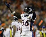 Kayvon Webster - NFL Super Bowl 50  Feb 7  2016  Denver Broncos vs Carolina Panthers