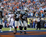 Jonathan Stewart - NFL Super Bowl 50  Feb 7  2016  Denver Broncos vs Carolina Panthers