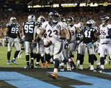 CJ Anderson - NFL Super Bowl 50  Feb 7  2016  Denver Broncos vs Carolina Panthers