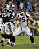 Derek Wolfe - NFL Super Bowl 50  Feb 7  2016  Denver Broncos vs Carolina Panthers