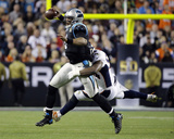 DeMarcus Ware - NFL Super Bowl 50  Feb 7  2016  Denver Broncos vs Carolina Panthers