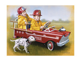 Murray Fire Truck