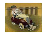 1937 Steelcraft Dodge