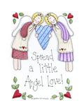 Spread a Little Angel Love