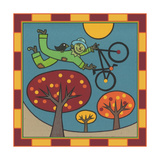Stitch the Scarecrow Bike 1
