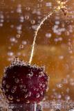 Cherry Underwater
