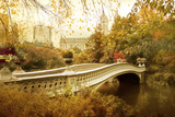Autumn at Bow Bridge