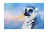 Colorful Expressions Lemur
