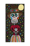 Day of the Dead Girl with Cat