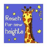 New Heights Giraffe
