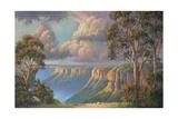 Approaching Storm - Katoomba