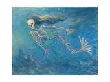 Skelly Mermaid