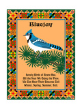 Blue Jay Quilt