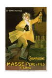 Champagne Masse Pere and Fils Reims