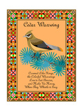 Waxwing Quilt