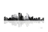 Minneapolis Minnesota Skyline BG 1