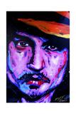 Johnny Depp Art 002
