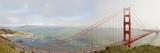 Golden Gate Panorama  San Francisco  California '11