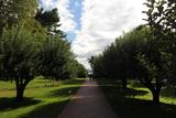 Formal Hudson River Garden