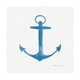 Anchor in Blue